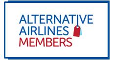 Alternative Airlines Member's Club Logo