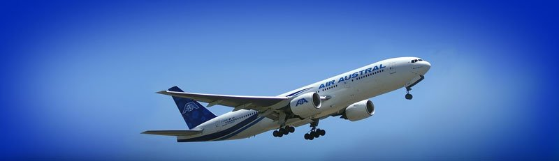 Air Austral Flights