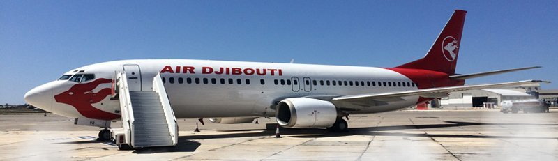 Air Djibouti Flights