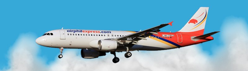 Airphil Express Flights