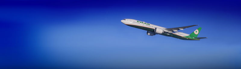 EVA Air Flights