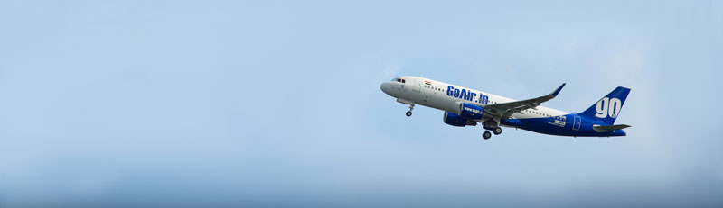 GoAir Flights
