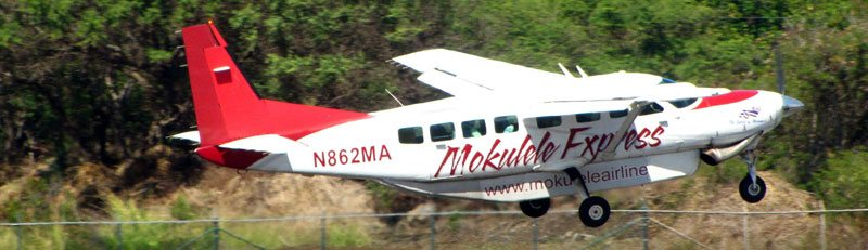 Mokulele Airlines Flights