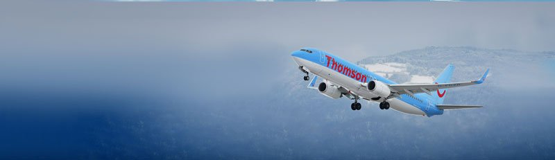 Thomson Airways Flights
